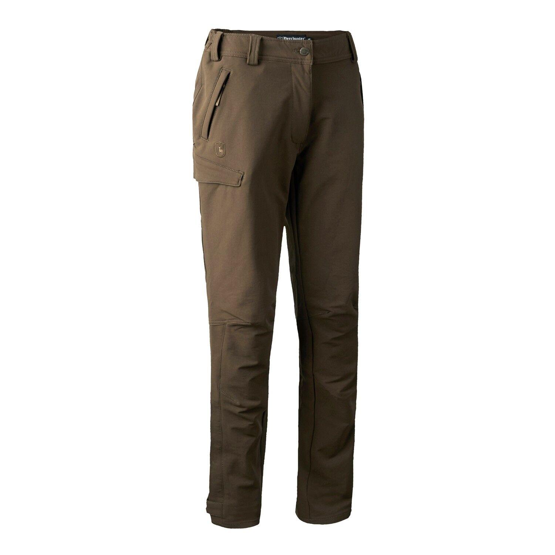 Deerhunter Lady Ann Full Stretch Trousers Waterproof Country Hunting Shooting