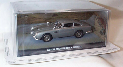 James Bond 007 Aston Martin DB5 Skyfall Neuf Sous Scellé exterieur