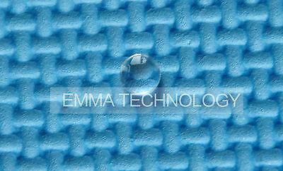 Focus 12mm /6.3mm Diameter Aspherical Glass Collimating Lens for Laser Module