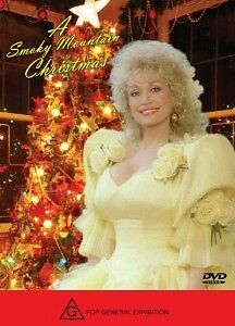 Dolly Parton Christmas.Details About A Smokey Mountain Christmas Dolly Parton New Dvd