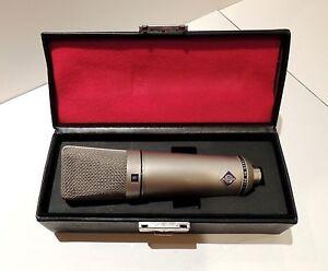 NEUMANN-U89i-Microphone-P48-Very-Clean