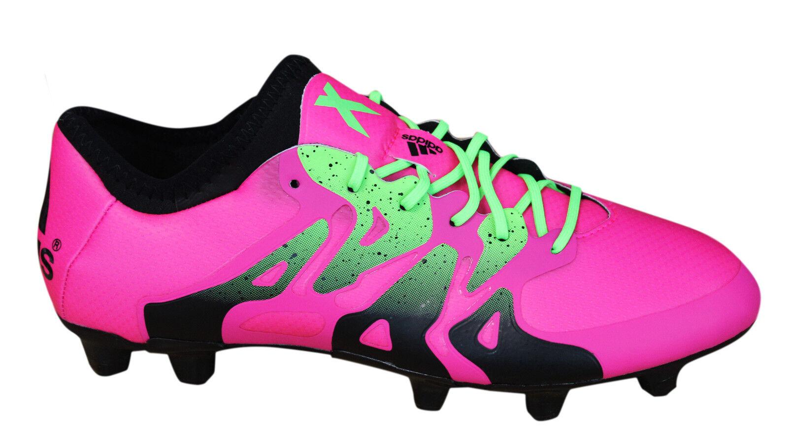 pretty nice e3edf e2085 adidas x fg ag de chaussures de football football football vert - noir  s74597 d52 dentelle rose de9897
