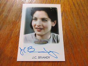 J.C. Brandy