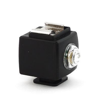 Optischer Servo Blitzauslöser Fernauslöser DynaSun PSS3 ISO-Blitzschuh Blitz