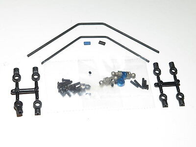 80937 Team Associated Rc8t3.1 Truggy Anti Rollio Stabilizzatore Ondeggiamento Materiali Di Alta Qualità