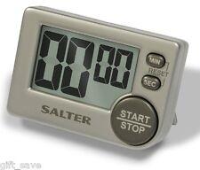 Salter 397 Big Button Temporizador De Cocina Digital electrónico de Temporizador De Cocina Nuevo