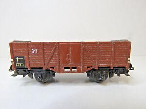 Maerklin-offener-Gueterwagen-311-Om21-der-DRG-Epoche-II-Maerklin-HO-HB