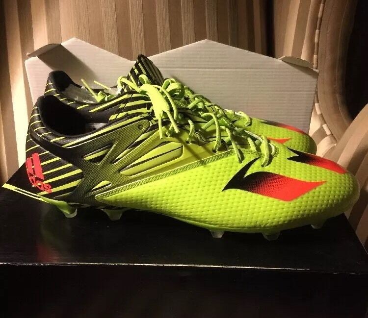 New Adidas Mens Sz 10 Messi 15.2 Soccer shoes Cleats