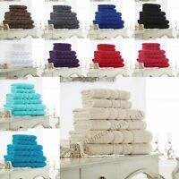 100% Egyptian Cotton Towel 700 GSM Hand Towels Bath Towels Bath Sheets Bale Set