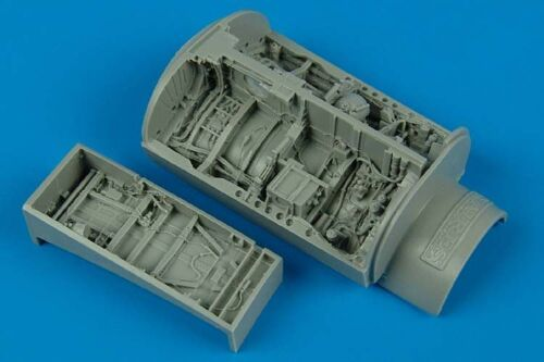 Aires 4439-1:48 F-16C//D Falcon wheel bays for Kinetic Neu