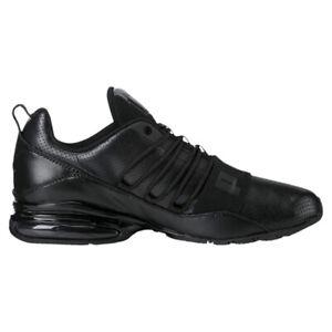 Puma Men's Cell Regulate Puma Black/Dark Shadow Running Shoes 19059601 NEW!