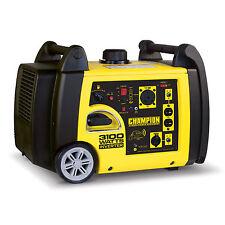 Champion Power Equipment 75537i 3100 Watt RV Ready Portable Inverter Generator w