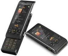 Sony Ericsson Walkman W595 - Ruby black - Slider Mobile Phone