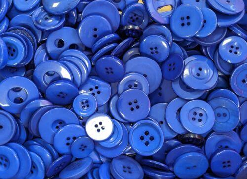 Mezcla varios botones grandes tamaños y pesos-Bolsas Colores Surtidos 25mm a 40mm