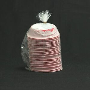 VOMIT-BAGS-X-30-FIRST-AID-EMESIS-RED-RING-TWIST-amp-SEAL-NEW-STOCK