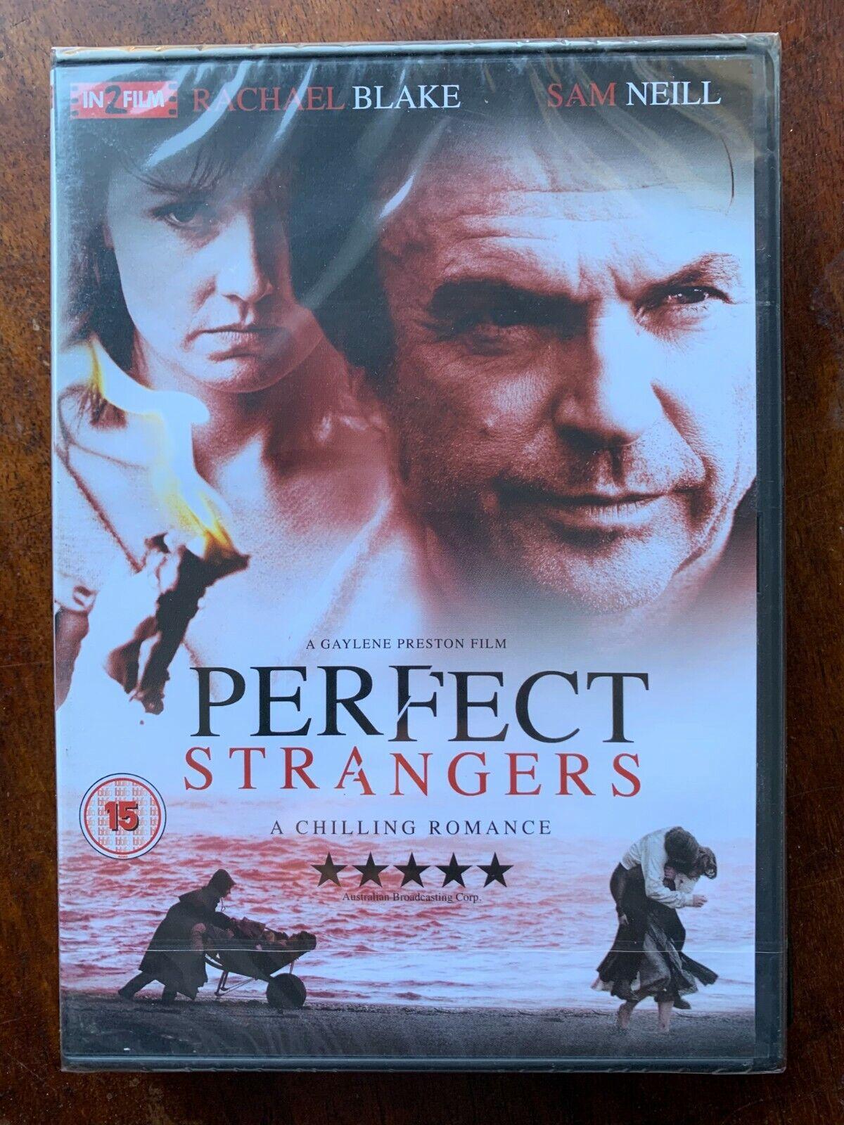 Sam Neill Rachael Blake Strangers 20 Zealand Drama UK DVD for ...