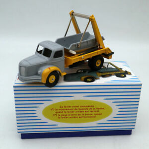 Atlas-Dinky-Toys-Camion-Berliet-Multibenne-Marrel-34C-Diecast-1-43-Scale-Models