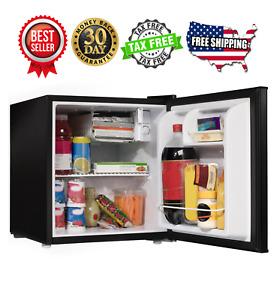 ... 1 7 Cu Ft Compact Refrigerator Black Galanz