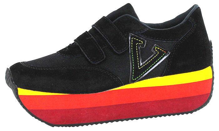 VOLATILE SUNSET shoes VOLATILE KICKS BLACK SIZE 8.5