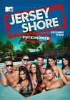Jersey Shore Season 2 4 Disc Uncensored Version DVD