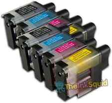 8 LC900 Ink Cartridge Set For Brother Printer DCP110C DCP111C DCP115C DCP117C