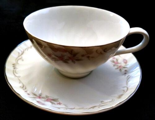 Vintage Gold Standard Japan Genuine Porcelain China Pink Rose