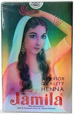 100g JAMILA 2015 BODY ART QUALITY HENNA MEHENDI POWDER  exp 07/2018