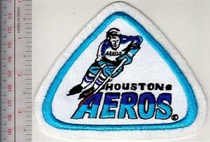 World-Hockey-Association-WHA-Houston-Aeros-Pro-Ice-Hockey-Team-1972-to-1978