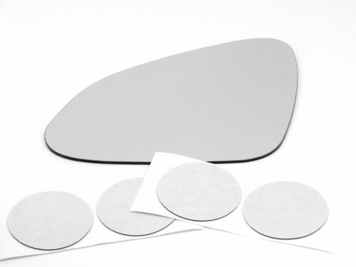 Fits 11-17 Buick Regal Left Driver Mirror Glass Lens w// Adhesive USA