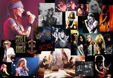 "046 Guns and Roses GnR Hard Rock Band N Music 24/""x41/"" Poster"