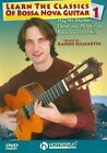 Learn The Classics of Bossa Nova Guit 0884088533298 DVD Region 1