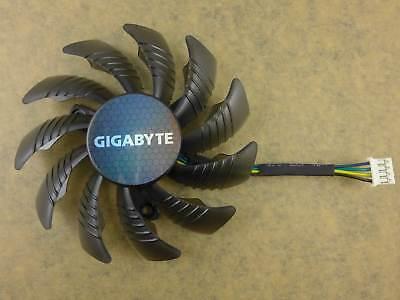 for 1pcs Gigabyte GTX960 //GTX970//GTX980 PLD08010S12HH   card fan