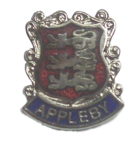 Appleby Quality Enamel Pin Badge