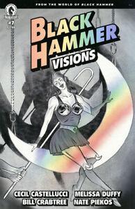 Black Hammer Visions #7 (of 8) Comic Book 2021 - Dark Horse