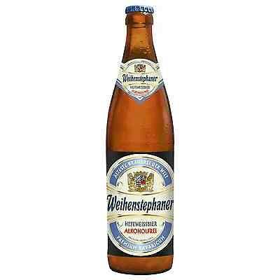 Weihenstephan Hefe Weissbier Light In Alcohol Beer 500mL Weihenstephaner