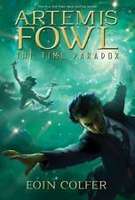 The Time Paradox Artemis Fowl Series Book 6 by Eoin Colfer (2009, Paperback) PB