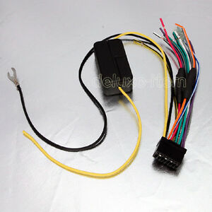 pioneer wire harness deh p980bt p6900ub p7900bt pi16 5 ebay rh ebay com Car Radio Wiring Color Code Car Radio Wiring Color Code