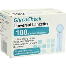 GLUCO CHECK Lanzetten Universal 100 St
