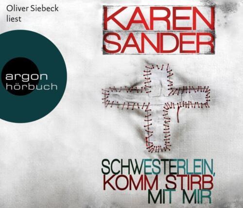 1 von 1 - Schwesterlein, komm stirb mit mir HÖRBUCH Karen Sander 6 CD´s Hörbestseller