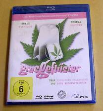 Blu Ray - Grasgeflüster - Saving Grace - Brenda Blethyn - Film (Blueray) Neu OVP