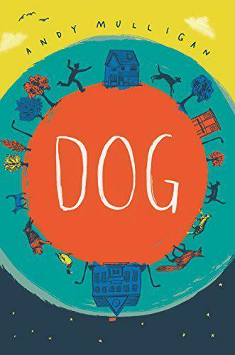Dog by Andy Mulligan, NEW Book, (Hardcover) FREE & Fast Delivery