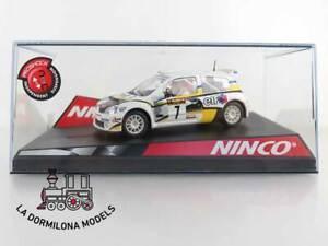 NINCO-50300-RENAULT-CLIO-SUPER-1600-034-ELF-034-NUEVO-A-ESTRENAR