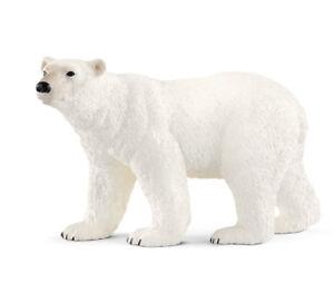 Schleich-14800-Polar-Bear-Wild-Animal-Model-Toy-Figurine-2018-NIP