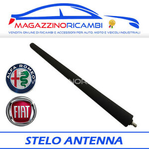 STELO-ANTENNA-AUTORADIO-ALFA-ROMEO-GIULIETTA-MITO-FIAT-500-ORIGINALE-52019353