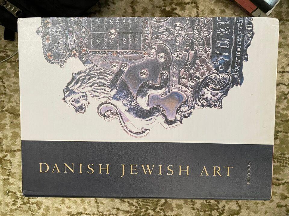 Danish Jewish Art, Bent Blüdnikow, emne: historie og
