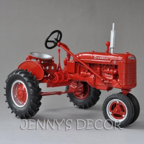 1:16 Diecast Agriculture Truck Model Toys Ertl Farmall B Tractor Replica