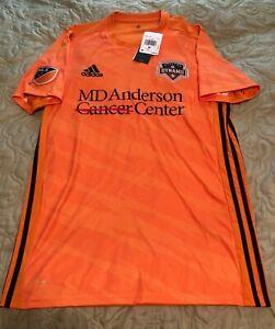 NEW Adidas Houston Dynamo 2020 Home Jersey Men's Size M DP4834 | eBay