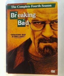 Detalles acerca de Breaking Bad: la Cuarta Temporada Completa (DVD, 2012, 4  Discos) (dv1817)- mostrar título original