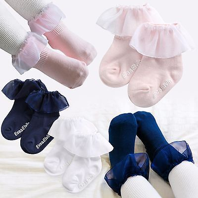 "Eva/&Elvin by Vaenait Baby 2 Pairs Girls Kids Anti Skid Socks /""Sheep 2set/"" 0-8T"