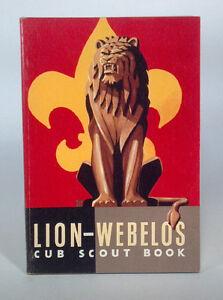 cub scout lion handbook pdf